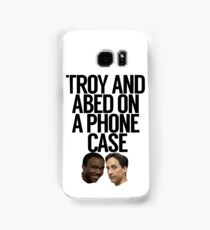 Troy And Abed On A Phone Case  Samsung Galaxy Case/Skin