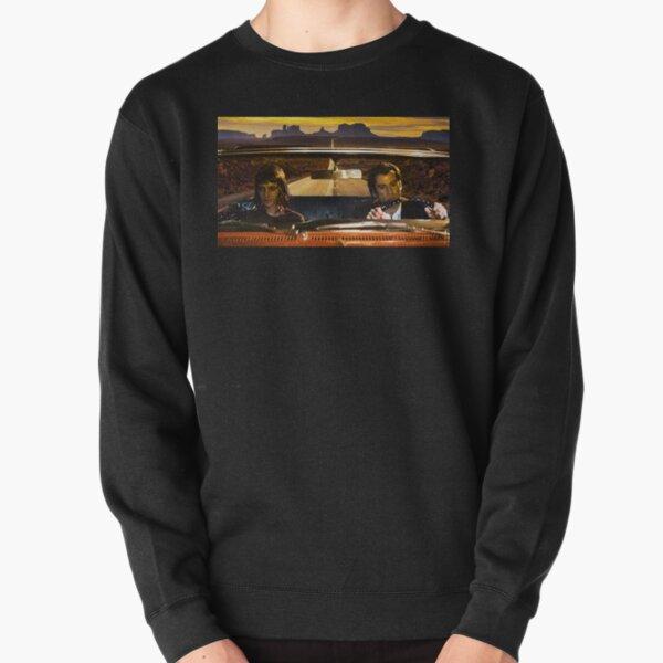 Pulp Fiction Western Car Ride Sweatshirt épais