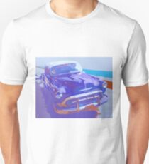 Cuban Car Unisex T-Shirt