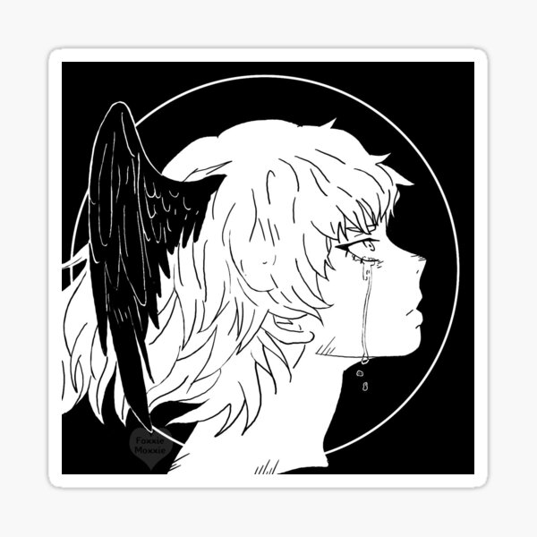 Devilman Ryo Sticker