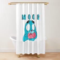 M O O D Shower Curtain