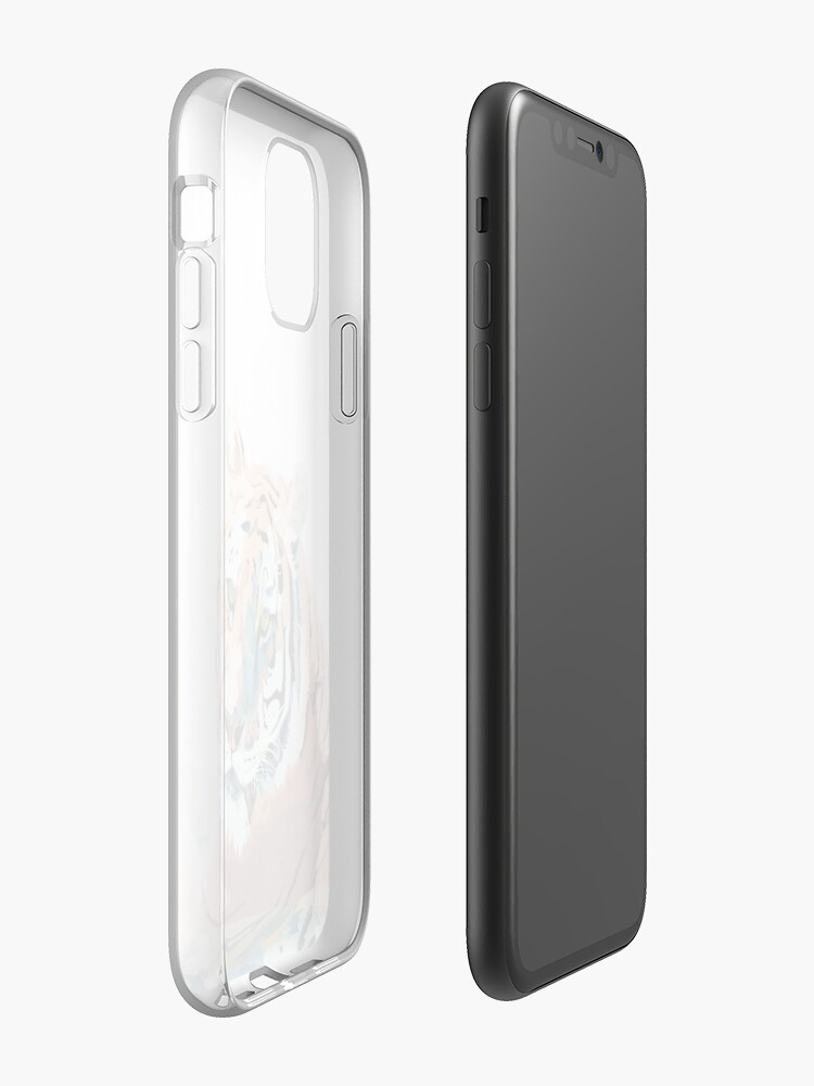 Alternate view of Tiger No.2 iPhone Case & Cover