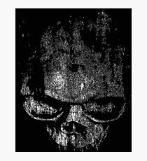 Skull Graphic Photographic Print