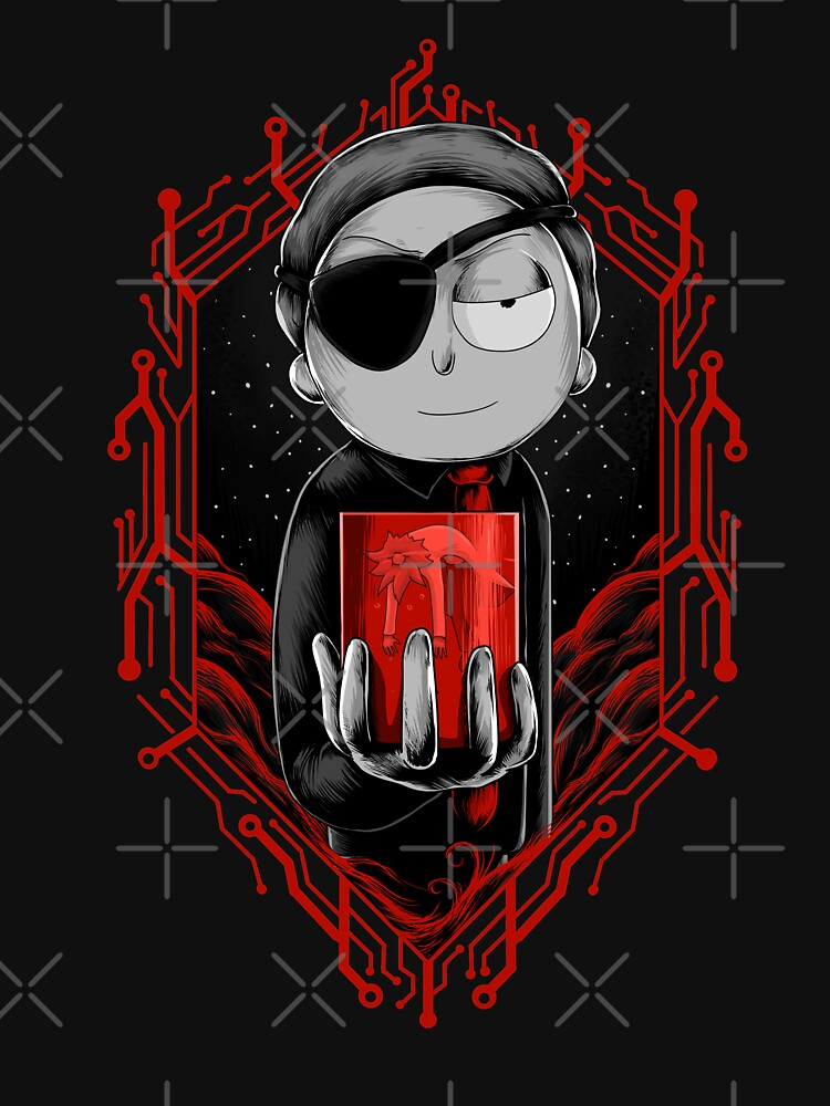 Evil Morty by SimpleT-S