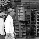 peoplescapes #276, twin caps by stickelsimages