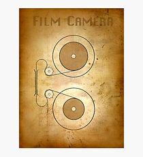 film camera Photographic Print