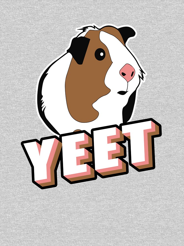 Yeet Funny Guinea Pig Lover Gifts Guinea Pig Items by modernmerch