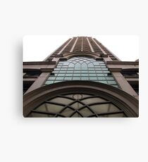 Architecture Looking UP!! Canvas Print