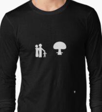 Salt Tax Family Sunset white T-Shirt