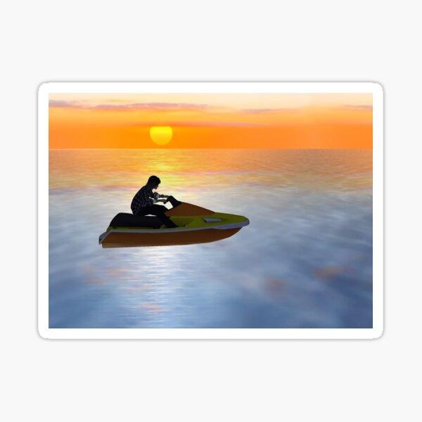 Sinjin Drowning IMVU Sticker