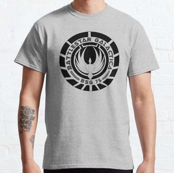 Battlestar Galactica Squad Classic T-Shirt