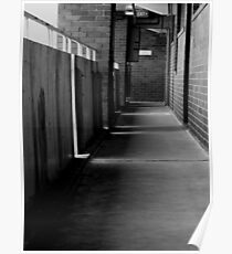 Northcott Part 2 - Residential Common Walkway Poster