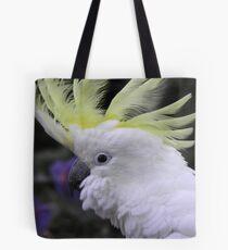 Sulphur Crested Cockatoo - Science Park, South Australia Tote Bag