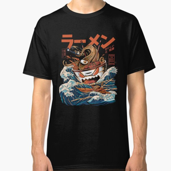 The black Great Ramen Classic T-Shirt