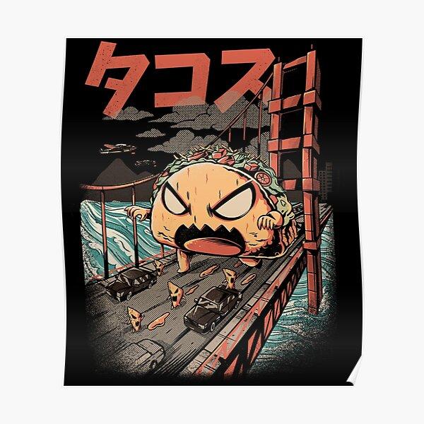 The Black Takaiju Poster