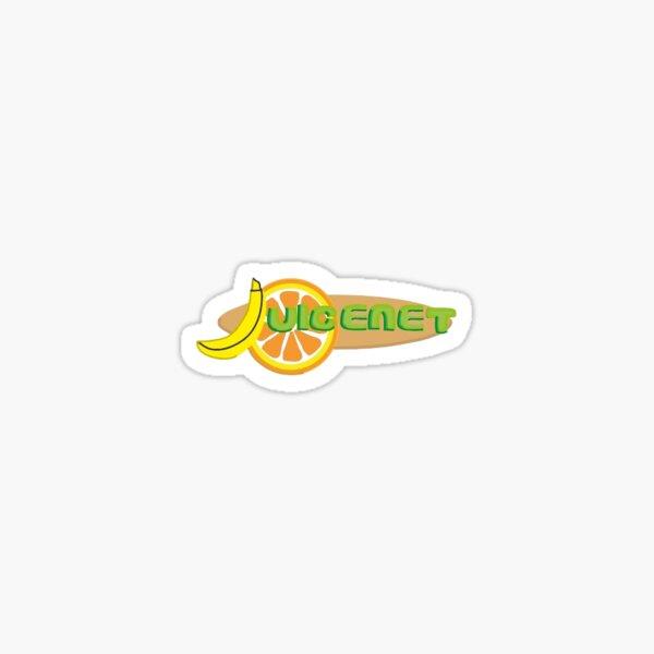 Juicenet Cafe H2O Fügen Sie einfach Wasser hinzu Sticker