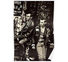 Melbourne's Laneways & Alleys 2 Poster