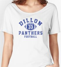 Dillon Panthers Football - 33 Women's Relaxed Fit T-Shirt
