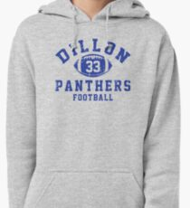 Dillon Panthers Football - 33 Pullover Hoodie