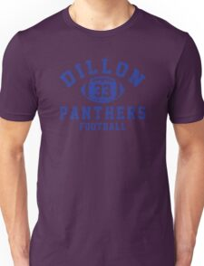Dillon Panthers Football - 33 Unisex T-Shirt