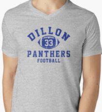Dillon Panthers Football - 33 Men's V-Neck T-Shirt