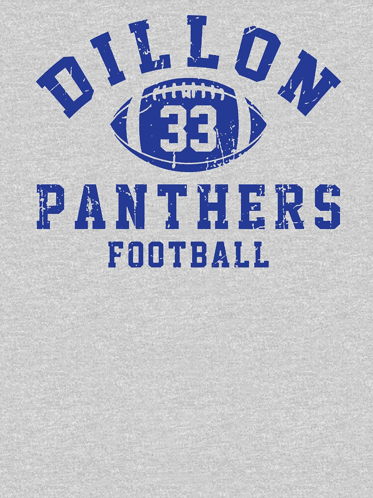 Dillon Panthers Football - 33 | Unisex T-Shirt