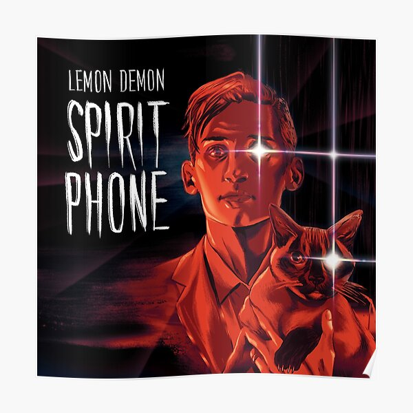 spirit phone Poster
