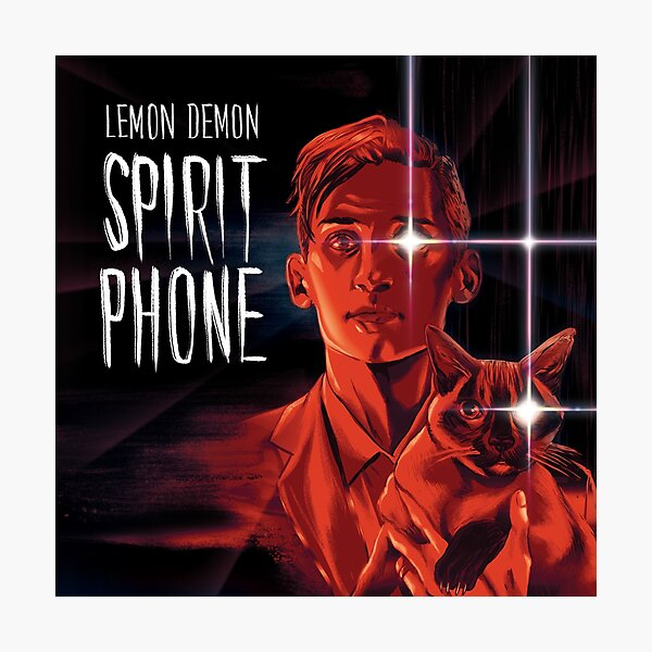 spirit phone Photographic Print