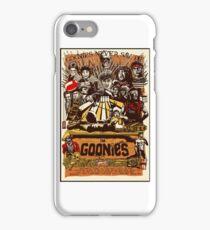 The Goonies Never Say Die iPhone Case/Skin