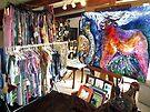 Gallery Studio upstairs Crisman Art3 by CrismanArt