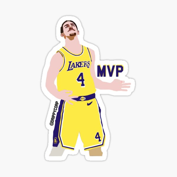 Alex Caruso MVP Sticker