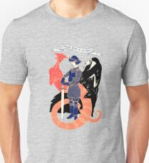 The Knight, Death, and the Devil Unisex T-Shirt