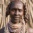 KARO TRIBE - CHIEF'S FIRST WIFE by Nicholas Perry