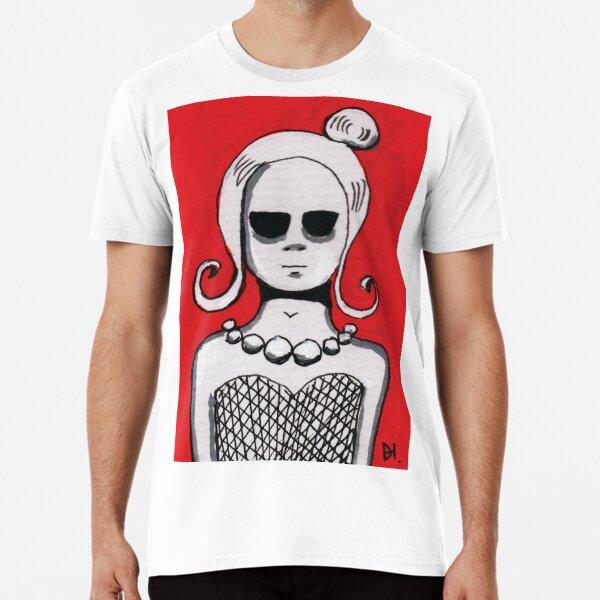 White-haired Dead Girl 10 Premium T-Shirt