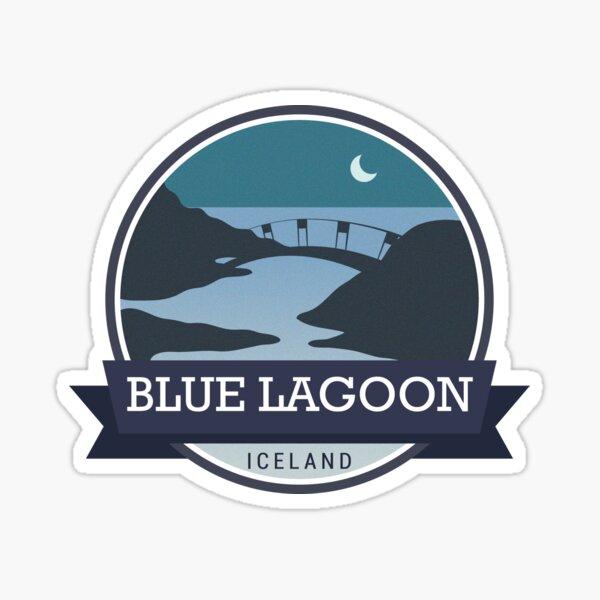 Blue Lagoon - Iceland Sticker