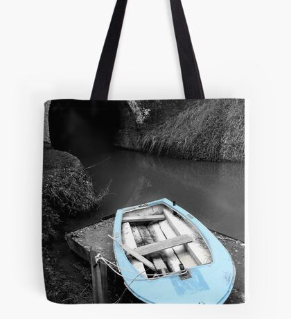 Mooring - Bruce Tunnel Tote Bag