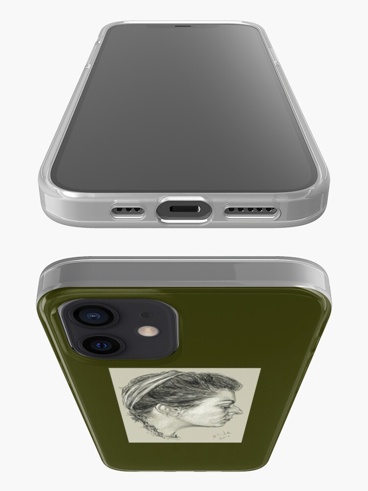 Alternate view of Profile iPhone Case & Cover
