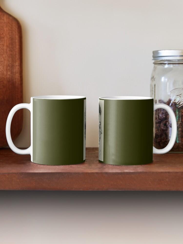 Alternate view of Profile Mug