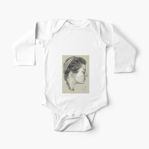 Profile Long Sleeve Baby One-Piece