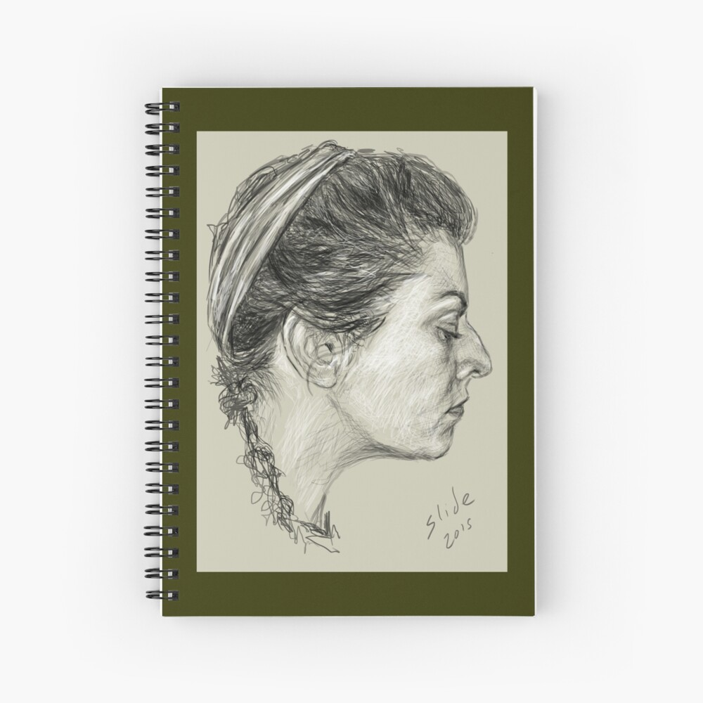Profile Spiral Notebook