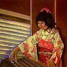 Geisha by vickimec