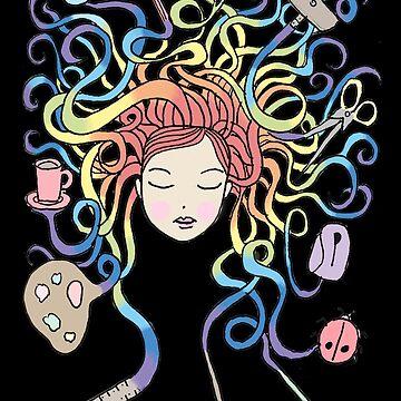 Creative Thinking by louendicott