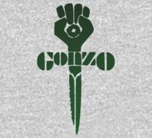 Gonzo Fist - Green