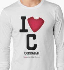 Cork Long Sleeve T-Shirt