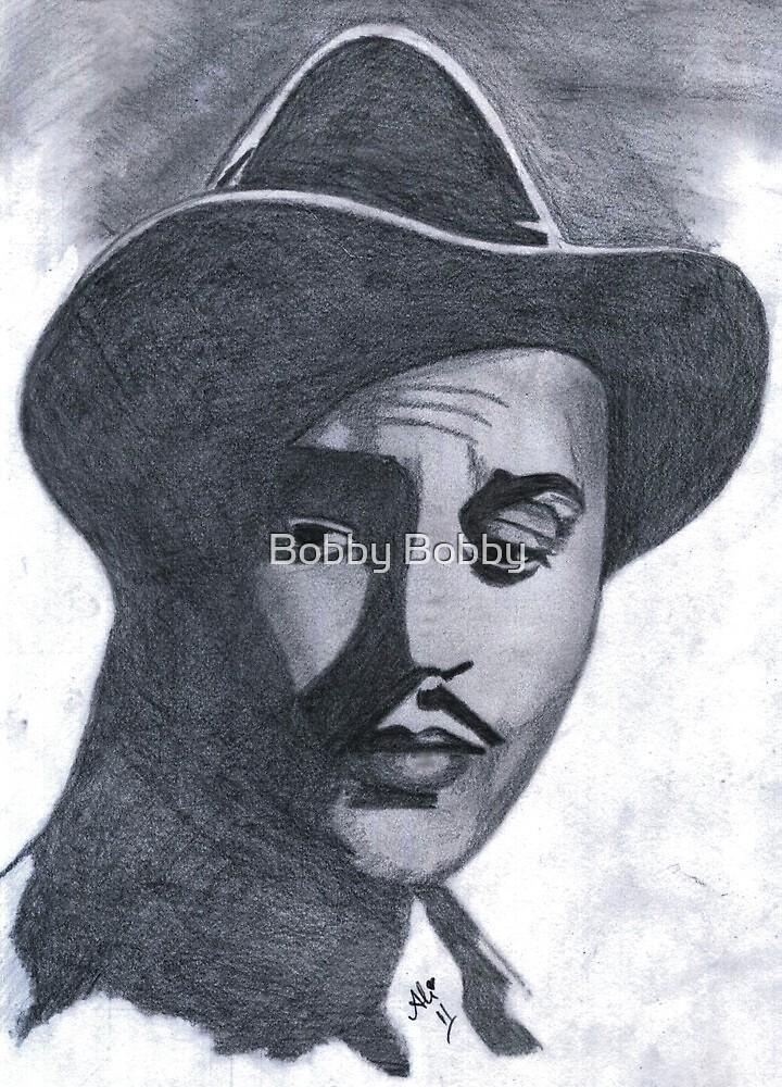Guru Dutt.........Indian Actor by Bobby Dar