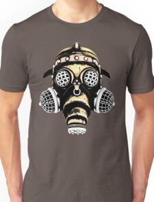 Steampunk / Cyberpunk Gas Mask #1B T-Shirt