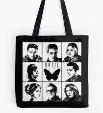 Until dawn - main characters Tote Bag