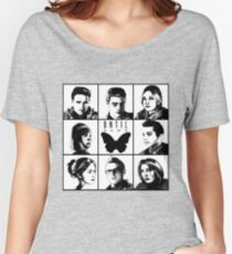Until dawn - main characters Women's Relaxed Fit T-Shirt