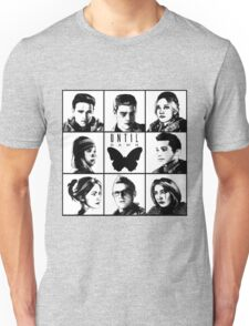 Until dawn - main characters Unisex T-Shirt