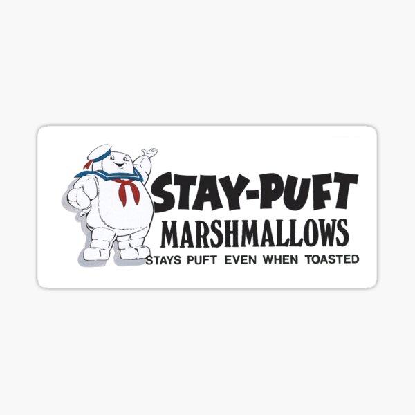Stay Puft Marshmallows Original  Sticker